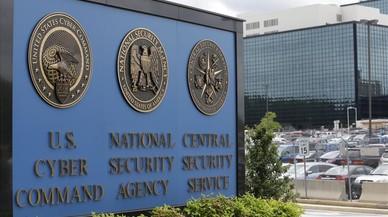 La sede de la Agencia de Seguridad de EEUU (NSA), en Ford Meade (Maryland).