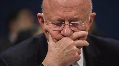 El director dels serveis d'intel·ligència dels EUA renuncia al càrrec