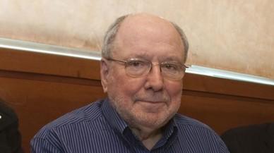 Mor Francesc Sanuy, conseller en el primer Govern de Pujol