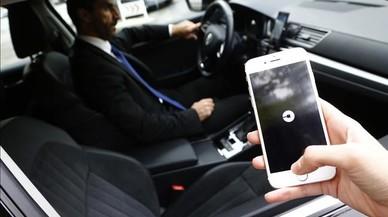 Los turistas de Barcelona han solicitado Uber 500.000 veces desde junio
