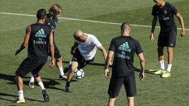 La BBC ya no es intocable para Zidane
