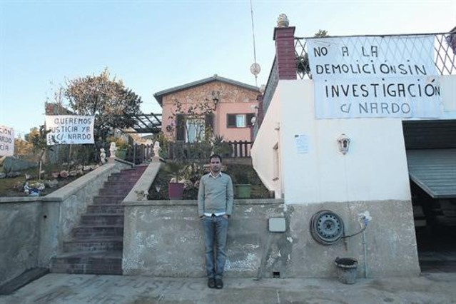 El tsjc condena a una familia a demoler su casa por - Casa bloc sant andreu ...