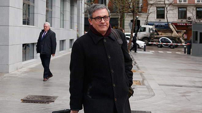 Jordi Pujol Ferrusola va a declarar a la Audiencia Nacional