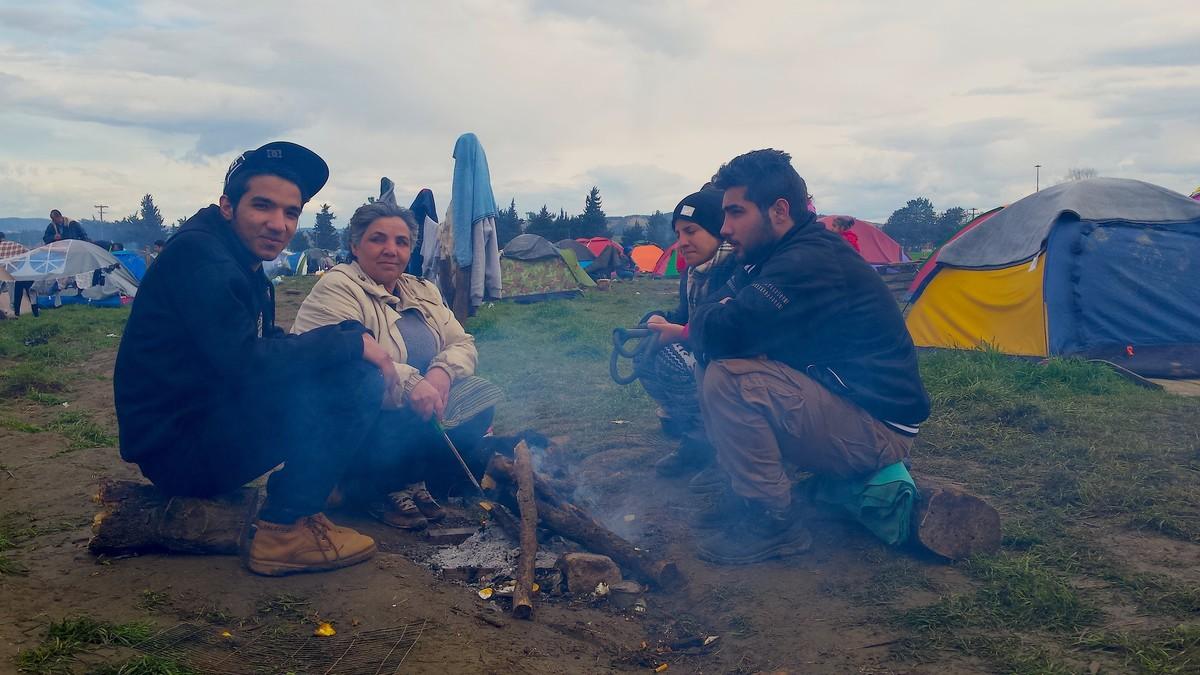 """Los refugiados de la guerra de Siria: """"Solo queremos una vida"""""""