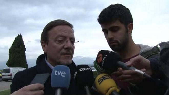 El padre de una de las víctimas del accidente de bus de Tarragona critica el traslado de las jóvenes