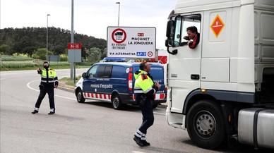 Detingut un conductor que va atropellar mortalment un home a la Jonquera i va fugir