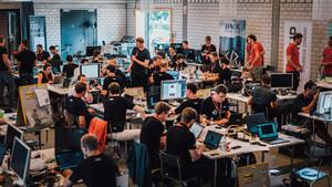 Tercera edición del Audi IT Hackathon