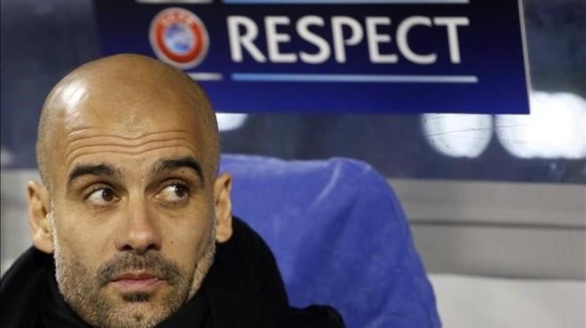 Guardiola se'n va del Bayern