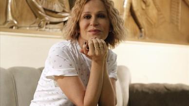 Antonia San Juan, el pasado junio en Madrid, con motivo del estreno de 'Mi lucha'.