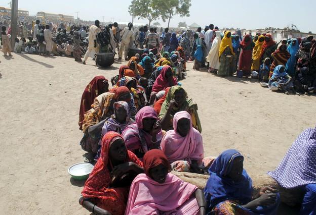 Al menos 58 muertos en un atentado suicida en un campo de refugiados de Nigeria