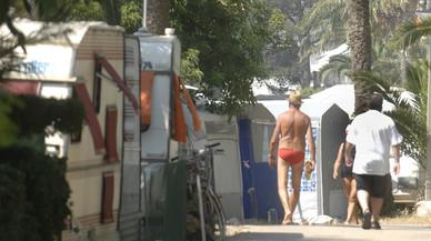 Las pernoctaciones en cámpings, turismo rural y apartamentos se dispararon en septiembre