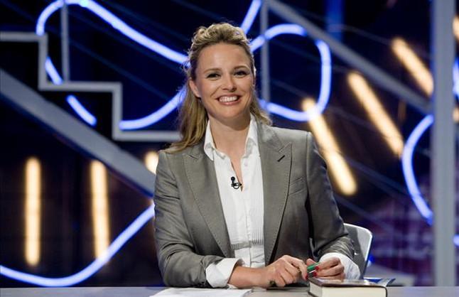 Carolina Ferre presentar� la gala para elegir la canci�n de Eurovisi�n