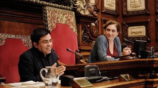 La gestió política municipal de Colau preocupa més que mai a Barcelona