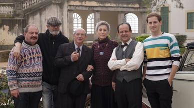 Joan Pera humanitza Pau Casals