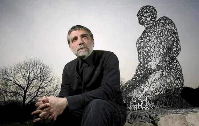 El escultor Jaume Plensa, Premio Nacional de Artes Plásticas
