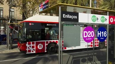 La nova xarxa de bus incorpora quatre línies més aquest dilluns