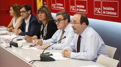 El PSC se ofrece de puente para unir al PSOE y a Catalunya y España