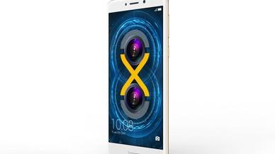 Nueva versión 'Premium' del móvil 6X de Honor, segunda marca de Huawei.