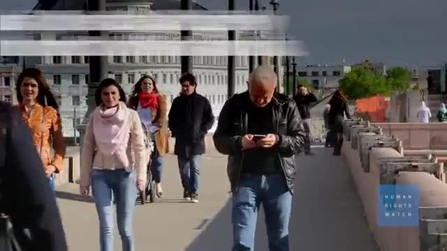 Human Rights Watch denuncia que Rusia restringe y controla los contenidos en internet