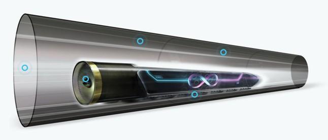 Virgin inverteix en el Hyperloop One, que desenvolupa el tren del futur