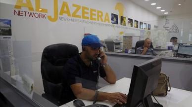 Amnistía condena la decisión de Israel de cerrar la oficina de Al Jazira