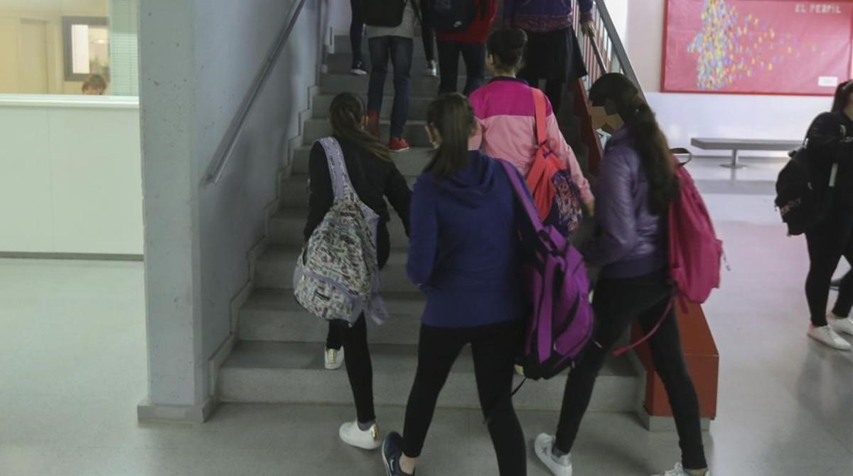 Totes les escoles catalanes hauran de tenir una comissió 'antibullying' abans de tres anys