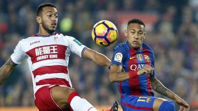 El Barça-Granada de la Lliga Santander, en directe 'on line'