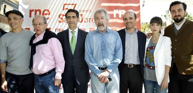 Los Premis Sant Jordi distinguen a José Sacristán