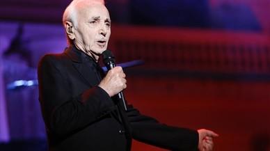 Aznavour, una classe de 'chanson'