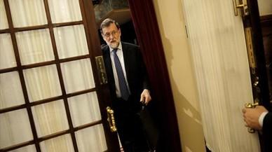 """Rajoy no piensa dimitir por """"responsabilidad y democracia"""""""