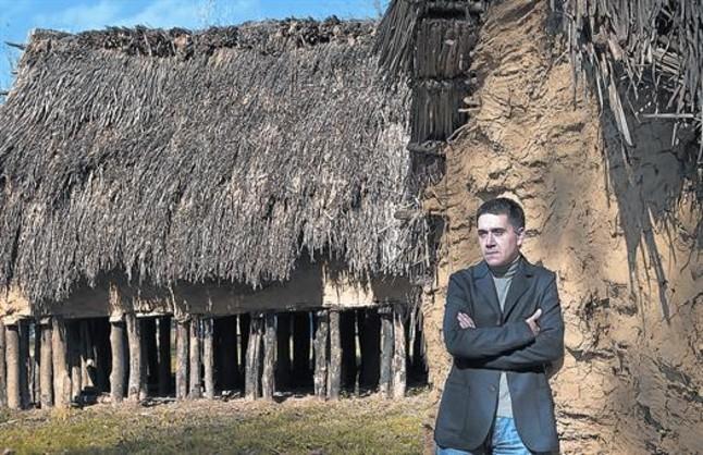 """Martí Gironell: """"El neolítico es una época desconocida y apasionante"""""""