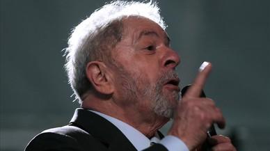 Lula reivindica la seva innocència i anuncia que pugnarà per la presidència del Brasil