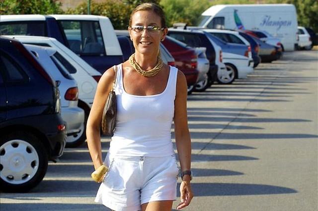 Marina Casta�o se casa por tercera vez