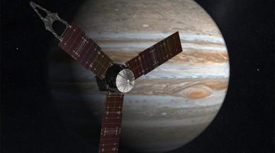 Google celebra l'arribada de 'Juno' a Júpiter