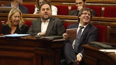 Munté gana enteros como opción para suceder a Puigdemont