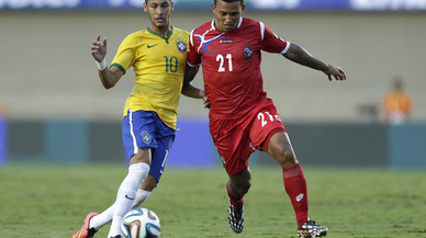 Maten a trets l'estrella de la selecció panamenya de futbol