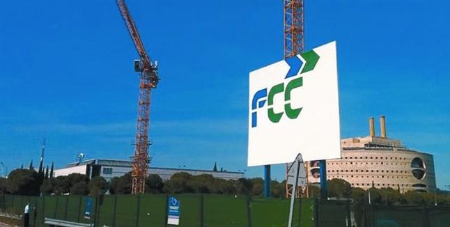 FCC presenta un ERE para 750 trabajadores de su división de construcción en España