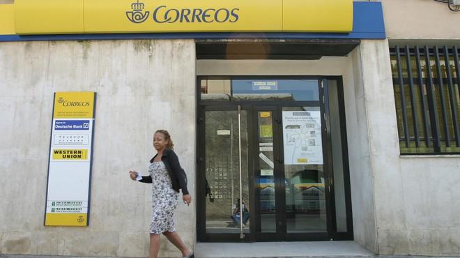Noticias de correos for Oficina correos barcelona