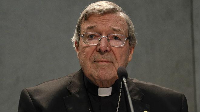El responsable de Finanzas del Vaticano, acusado de abusos sexuales a niños
