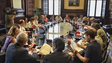 Junts pel S� y la CUP desoyen el aviso del Constitucional sobre el proceso constituyente