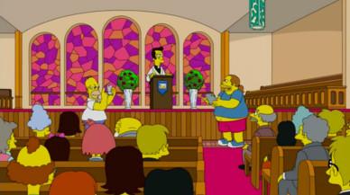 Un canal ruso censura 'Los Simpson'