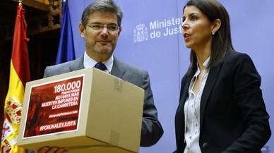 Català promet una reforma penal per evitar que els atropellaments a ciclistes quedin impunes