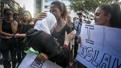 """Kawthar Liouich i Habiba el Khoukh: """"Demanem perdó tot i no tenir culpa de res"""""""