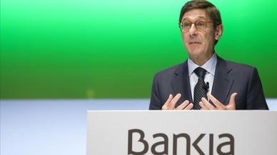 Bankia justifica fer ajustos a BMN per tornar ajudes