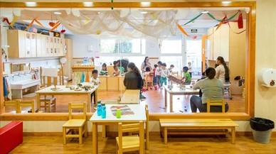 Barcelona atacará la desigualdad entre alumnos desde la escuela infantil
