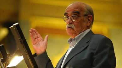 Garzón sosté que el Congrés va vetar un minut de silenci per Labordeta