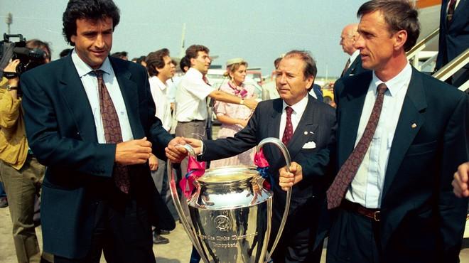 Johan Cruyff, en fotos