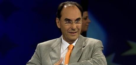 El vicepresidente del Europarlamento, Alejo Vidal-Quadras.