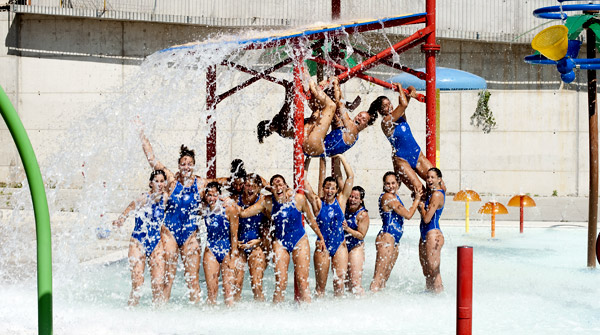 C.N. Sabadell, Campeonas de Europa de waterpolo femenino