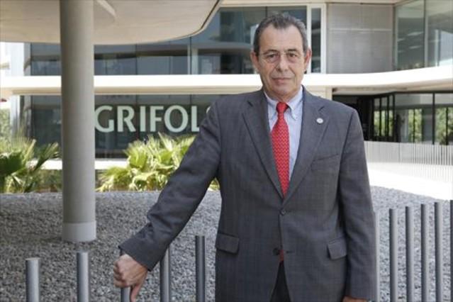 Primer ejecutivo 8Víctor Grífols, presidente del grupo biomédico.